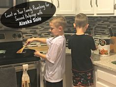 Count on Your Family Reaching for Second Helpings with Alaska Sole @Alaska_Seafood #ad http://controlledconfusion.com/count-on-your-family-reaching-for-second-helpings-with-alaska-sole/ #AskForAlaska #IC #dinner