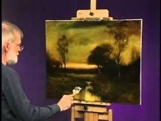 Dennis Sheehan Oil Painting Demo