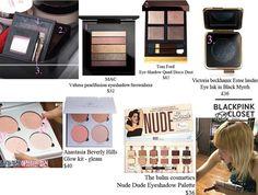 Beauty Dupes, Beauty Makeup, Anastasia Beverly Hills Glow Kit, Bts Makeup, Krystal Fx, Disco Dust, Korean Makeup Look, Pinterest Makeup, Makeup Makeover