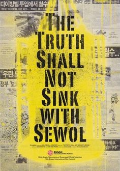 Screening: Diving Bell / The Truth Shall Not Sink with Sewol