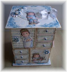 Marinas Karten-Kiste: Advent, Advent