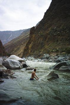thedifferentstars:  Canyon del Colca, Peru. copyright Caitlin Strom 2014  #poler #polerstuff #campvibes