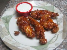 Chili's Honey-Chipotle Chicken Crispers | Dee Dee Loves Recipes