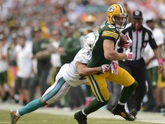 Green Bay Packers receiver Jordy Nelson