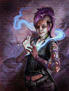 Urban Magic by ~thegryph on deviantART