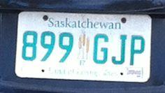 Saskatchewan License Plates, Bingo, Canada, Heart, Car License Plates, Number Plates, Hearts, Licence Plates