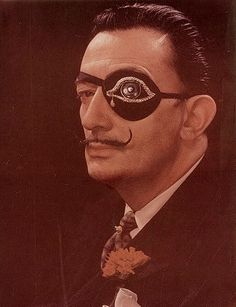 Third Eye - Salvador Dalí