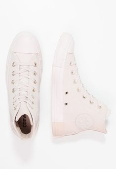 e01710f55d44e Converse CHUCK TAYLOR ALL STAR - Sneaker high - barely rose particle beige  - Zalando
