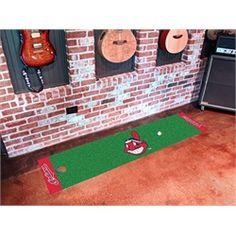 df80b9af1 Cleveland Indians Indoor Golf Putting Green Cincinnati Bengals