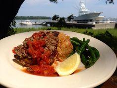 Skull Creek Boathouse Landmark Waterfront Restaurant on Pinterest ...
