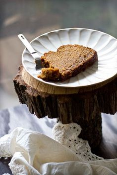 score! I have all the ingredients for this chai pumpkin loaf.