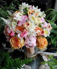 Brides Magazine: Signature Flowers for Spring Weddings