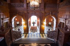 The Greystone Mansion - http://www.yelp.com/biz/greystone-park-and-mansion-beverly-hills#hrid:oDqKShDRuqztLfKpuuRj8w