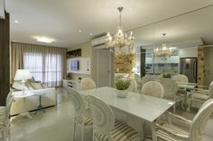 Projeto de Arquitetura de Interiores para apartamento em Itajaí/SC - 2014 - Foto: Dennys R. Manske