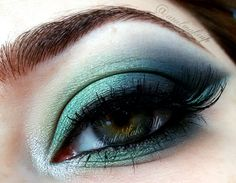 Ariel Make Up ~ Make Up & Beauty with a Princess Touch: ♕ 100 Days of Make Up ♕ Day 3 ~ Submarine Reflection ♕