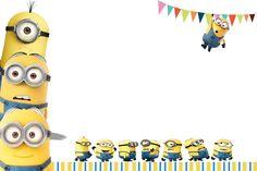 Minions Birthday Invitation Template - 28 Minions Birthday Invitation Template , Minion Birthday Party Invitations 10 Invitations by Fancybelle Minion Birthday Card, Minion Card, 40th Birthday, Birthday Ideas, Minions Minions, Birthday Party Invitations Free, Birthday Card Template, Handmade Invitations, Minion Baby Shower