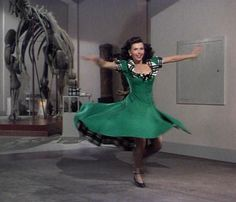 """Ann Miller in """"On the Town"""""""
