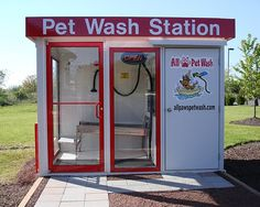 Dog Wash Installation: Berlin, New Jersey