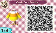 Candy Corn Sweater