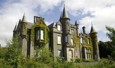 Shandon House was built for William Jamieson in 1849 - The fine example of Scottish Baronial architecture is set on 31 acres overlooking Gare Loch...