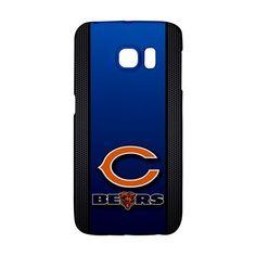 Chicago Bears Custom Samsung Galaxy S6 EDGE Case Wrap Around