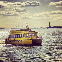 Red Hook Water Taxi