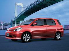 Toyota Raum (NCZ20) '05.2003–12.2006