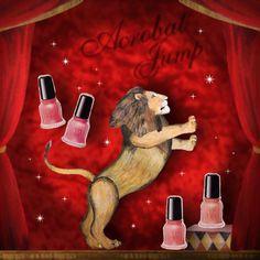 Circus Ecstasy  この興奮、ついてこれる?|MAJOLICA MAJORCA|資生堂 サーカスのミニゲーム「火の輪くぐり」に大成功! すべてはあなたの思いのまま。 http://www.shiseido.co.jp/mj/
