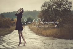 Soul Chasing Action Collection by Seasalt & Co. on Creative Market