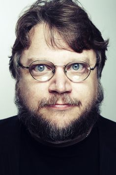 """Guillermo del Toro- """"I'm an atheist or a lapsed Catholic but I'm not a materialist."""""""