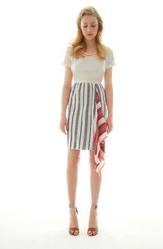 Eco Fun - Bella Drape Skirt from lemlem