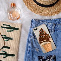 Sweet Summer!!! 🍦Disponibile per tutti i modelli di telefono!!!Ordina subito! 👉www.mycase-online.it👈#mycaseitaly #phonecase #spedizionegratuita #cover#gelato