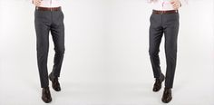 http://chicerman.com  bergandberg:  Tropical wool trousers are back in stock  #menshoes
