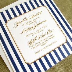 Printable Bridal Shower Invitation Printable by EdenWeddingStudio
