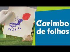 SuperHands: Carimbo de Folhas | Ep 06 - YouTube