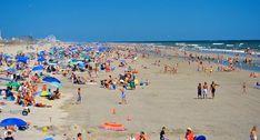 Wildwood Beach, North Wildwood, Wildwood Crest, Best Beaches In Nj, Nj Beaches, Cape May, Ocean City, New Jersey, Jersey Girl