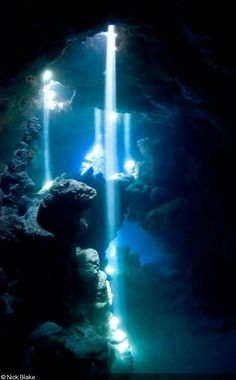 Underwater cavern. so cool. WorldVentures #1 travel club in the world. You should be here. Just push play @... www.vacationsooner.com www.donklos.worldventures.biz www.lifestylentrepreneur.live