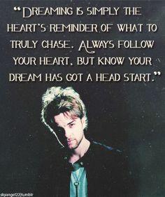 Nathaniel Buzolic quote ♥