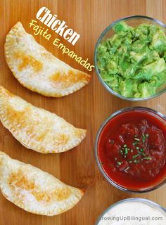 Quick and easy Chicken Faijita Empanadas #‎kraftrecipemakers‬ ‪#‎shop‬ ‪#‎cbias‬.