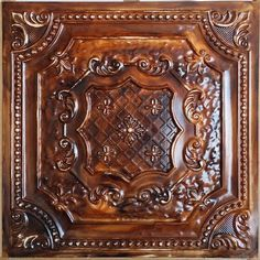 Faux Tin Ceiling Tile - Here at Talissa Decor, we offer endless decorative possibilities for both commercial and residential spaces. Ceiling Painting, Faux Painting, 3d Wall Panels, Ceiling Panels, Tile Warehouse, Faux Tin Ceiling Tiles, Backsplash Panels, Centre Pieces, Pvc Vinyl