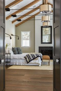 Interiors : : Interiors : Interiors Entryway Bench, Ceiling Ideas, Living Room, Bedrooms, Interiors, Furniture, Home Decor, Entry Bench, Attic Ideas