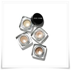 Bobbi Brown Miami Collection Summer 2012 - Copper, Bronze Sugar, Nude Beach, and Candlelight.