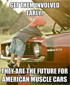 The future for American muscle cars http://classic-auto-trader.blogspot.com