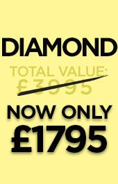 Upw London 2016 Diamond tickets for Unleash the power within 2016