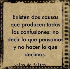 ¡cierto! *