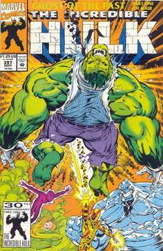 Some say the definitive Incredible Hulk artist; Dale Keown