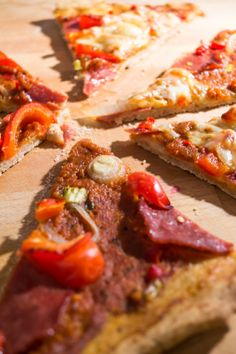 Gluten Free Pizza.