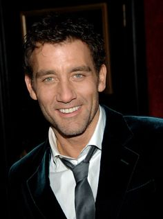 Fantasy casting for THE STOLEN CHALICE...Maybe the rugged yet elegant Clive Owen is the next John Sinclair