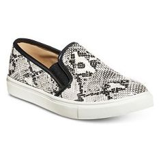 Women's Dedra Quilted Slip-on Flats - Snake 9.5