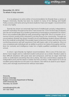 sample medical school recommendation letter professional medical school letter of recommendation sample
